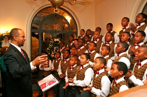 Marshall Alston Newark Boys Chorus School